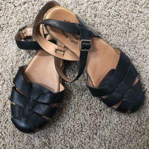 Kork-Ease Closed Toe Sandals
